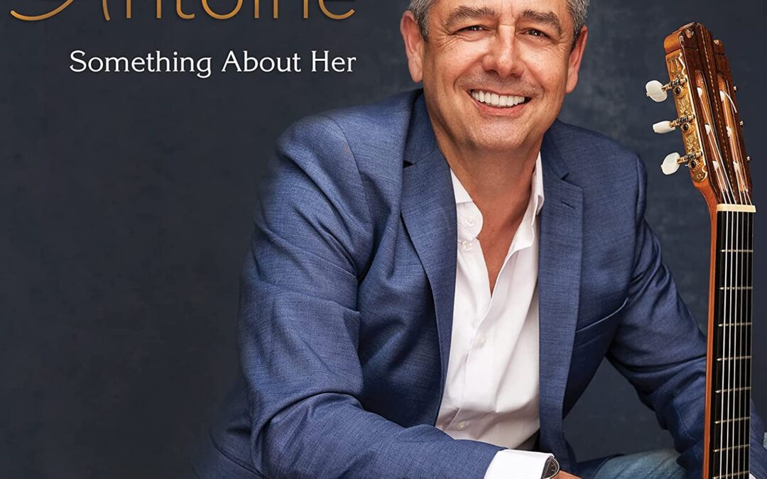 New CD: Something About Her