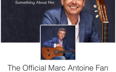 The Official Marc Antoine Fan Page on Facebook